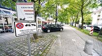 Falschparken