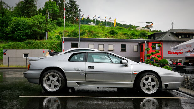 Fan-Autos - 24h-Rennen Nürburgring 2019 - Nordschleife