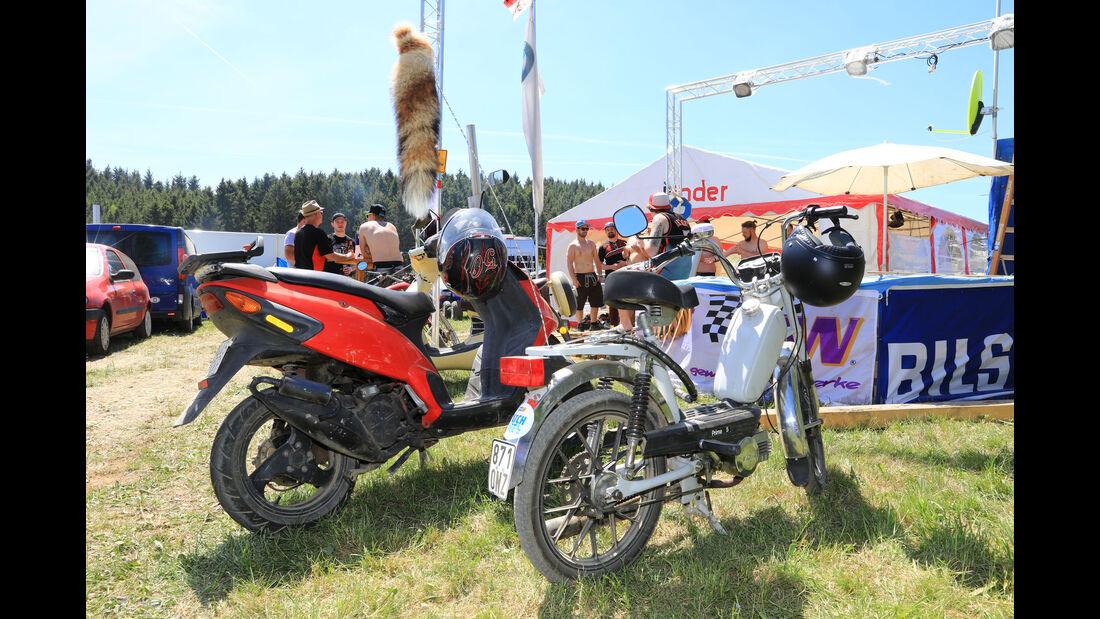Fan-Autos - Motorräder - 24h-Rennen Nürburgring 2017 - Nordschleife