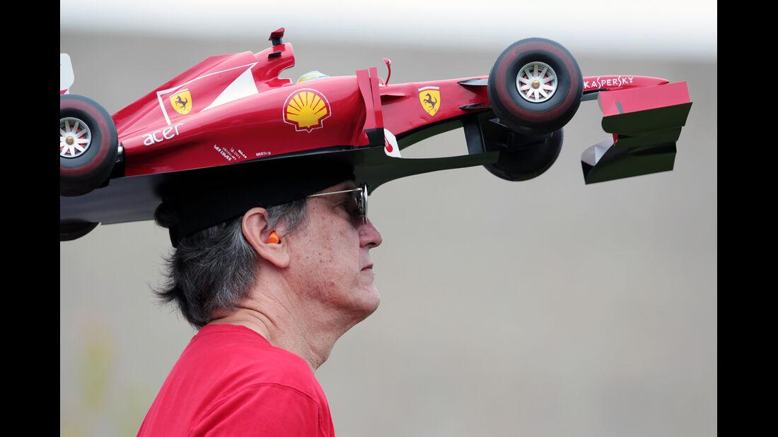 Fan - Formel 1 - GP Kanada 2012 - 8. Juni 2012