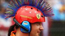 Fan - Formel 1 - GP Ungarn - 27. Juli 2014
