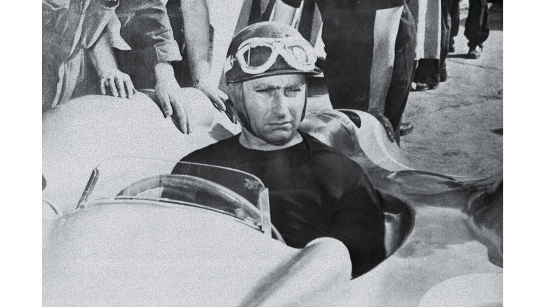 Fangio, Helm