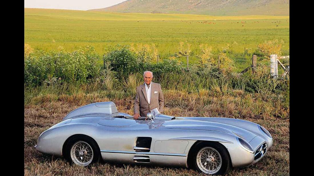 Fangio Mercedes 300 SLR