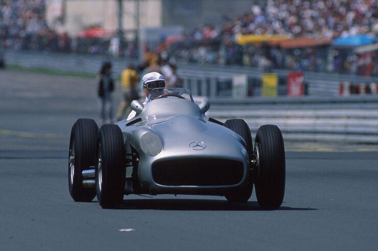 Fangio Norisring 1992 Mercedes W196
