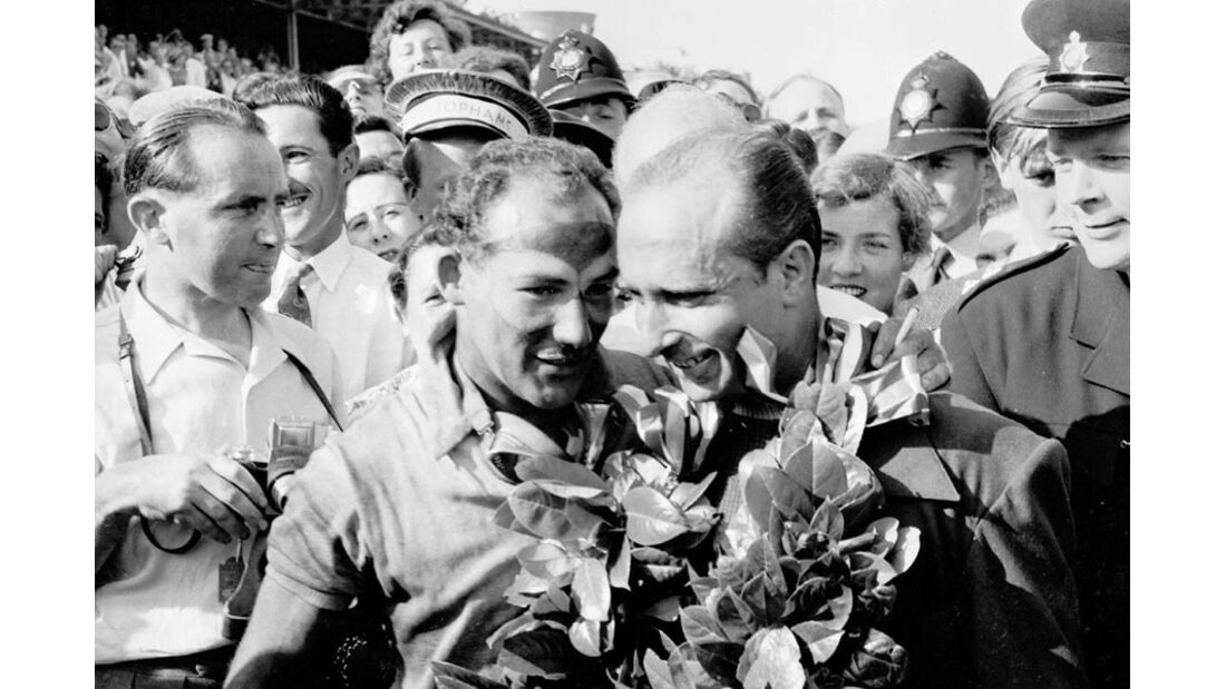Fangio Stirling Moss