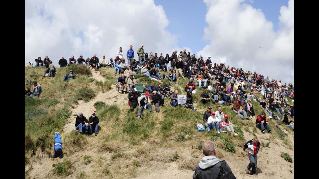 Fans DTM Zandvoort 2011