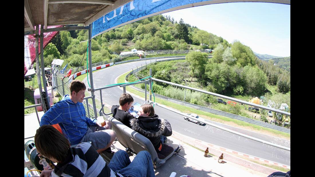 Fans Donnerstag 24h Nürburgring 2012