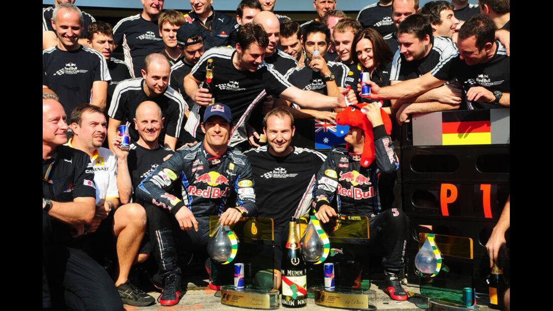 Fans Ferrari GP Brasilien 2010