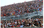 Fans Formel 1 Austin GP USA 2012