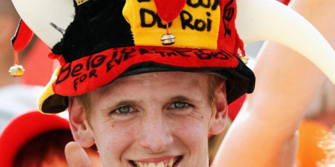 Fans - Formel 1 - GP Belgien - Spa - 30.8.2012