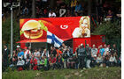 Fans - Formel 1 - GP Belgien - Spa-Francorchamps - 24. August