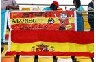 Fans - Formel 1 - GP China - 14. April 2012