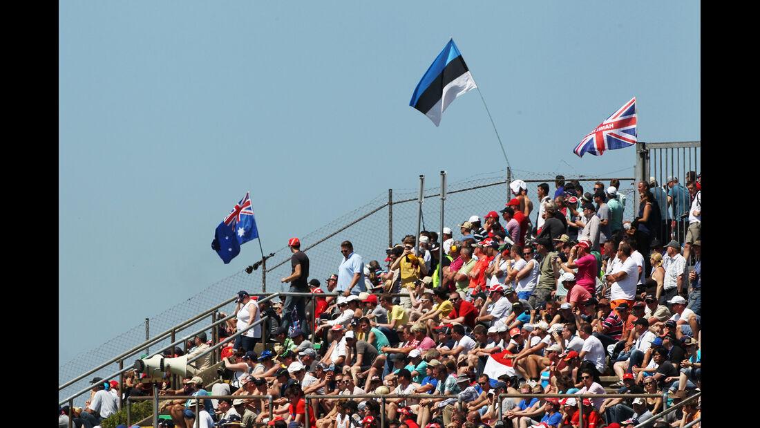 Fans - Formel 1 - GP Deutschland 2013