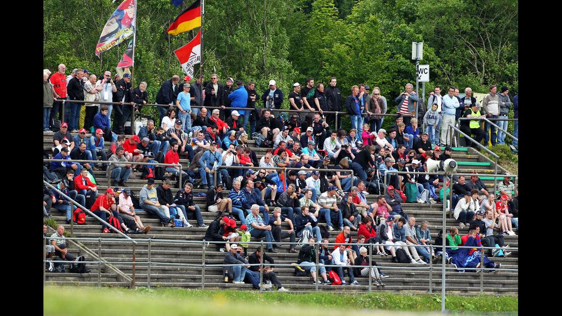 Fans - Formel 1 - GP Deutschland - 5. Juli 2013