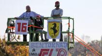 Fans - Formel 1 - GP Emilia-Romagna - Imola - Samstag - 31.10.2020