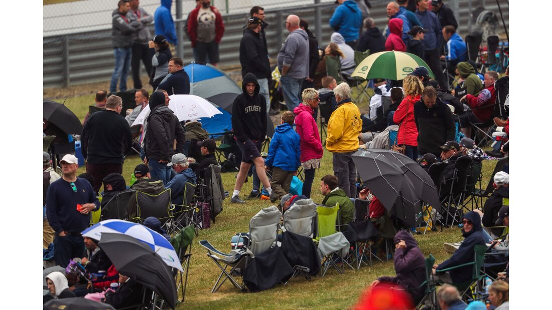 Fans - Formel 1 - GP England - 15. Juli 2017