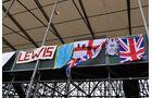 Fans - Formel 1 - GP England - 16. Juli 2017