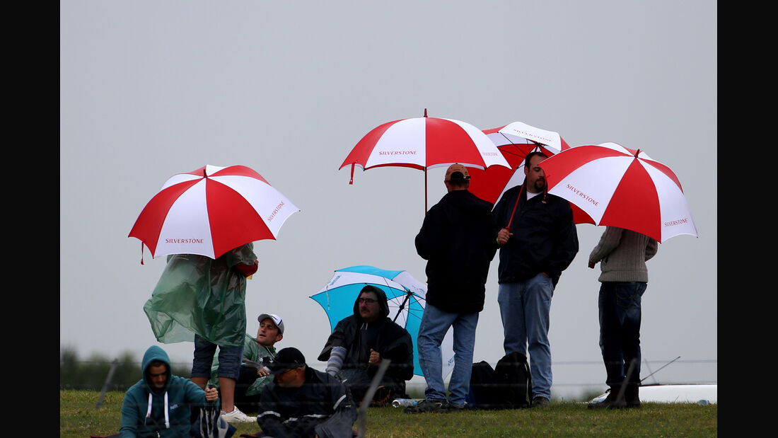 Fans - Formel 1 - GP England - Silverstone - 5. Juli 2014