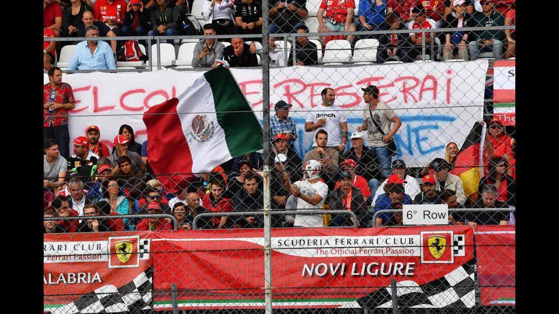 Fans - Formel 1 - GP Italien - 01. September 2018
