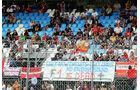 Fans - Formel 1 - GP Italien - 5. September 2014