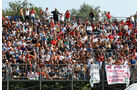Fans - Formel 1 - GP Italien - 6. September 2013