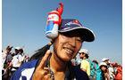Fans  - Formel 1 - GP Japan - 9. Oktober 2011
