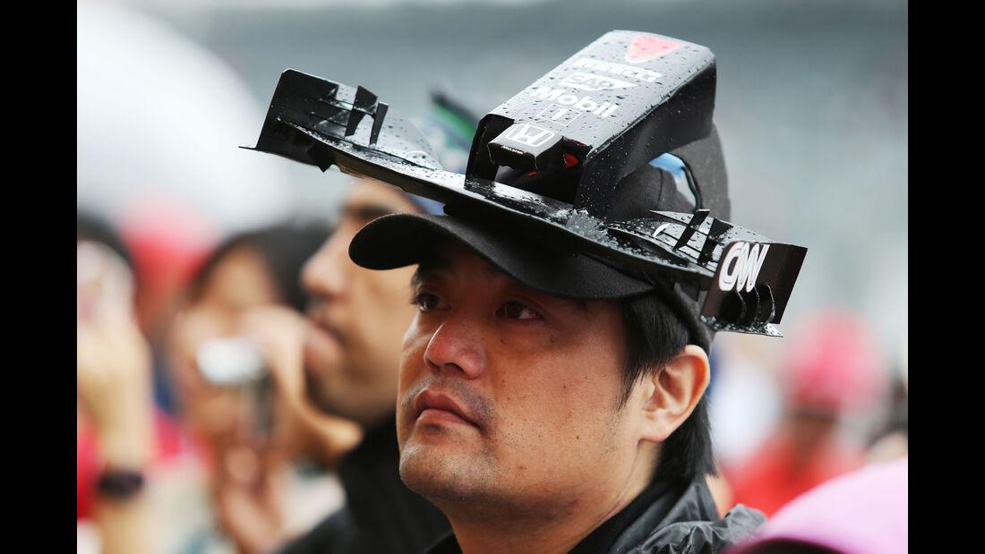 Fans - Formel 1 - GP Japan - Suzuka - 24. September 2015
