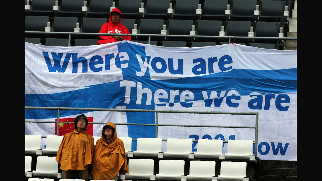 Fans - Formel 1 - GP Japan - Suzuka - 25. September 2015