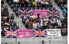 Fans - Formel 1 - GP Japan - Suzuka - Qualifying - Samstag - 8.10.2016