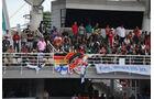 Fans - Formel 1 - GP Malaysia - Qualifying - 1. Oktober 2016