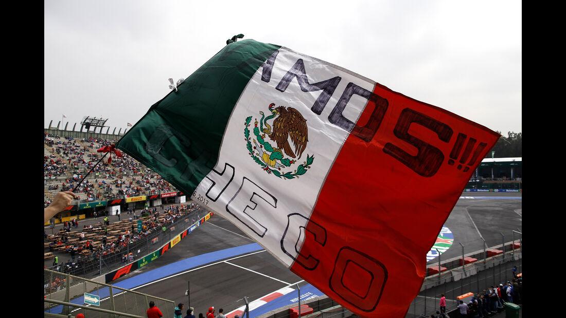 Fans - Formel 1 - GP Mexiko - 25. Oktober 2019