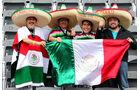 Fans - Formel 1 - GP Mexiko - 31. Oktober 2015