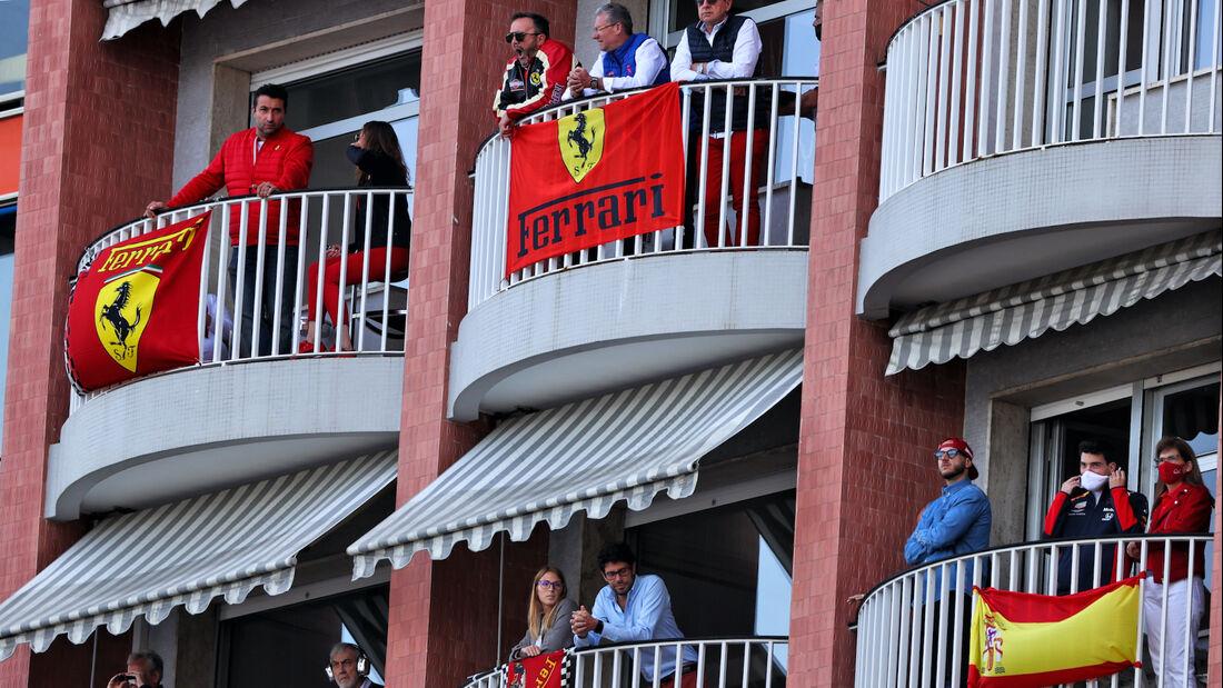 Fans - Formel 1 - GP Monaco - 23. Mai 2021