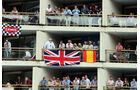 Fans - Formel 1 - GP Monaco - Samstag - 23. Mai 2015