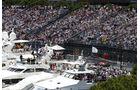 Fans - Formel 1 - GP Monaco - Sonntag - 24. Mai 2015