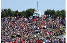 Fans - Formel 1 - GP Ungarn - 24. Juli 2016