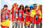 Fans - Formel 1 - GP Ungarn - 27. Juli 2013