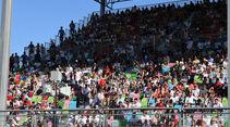 Fans - GP Aserbaidschan 2017 - Baku - Rennen