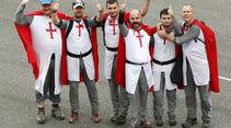 Fans - GP Belgien 2015