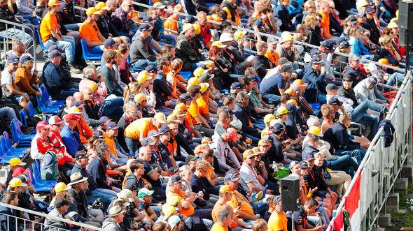 Fans - GP Belgien 2019 - Spa