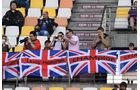 Fans - GP China - Shanghai - Freitag - 15.4.2016