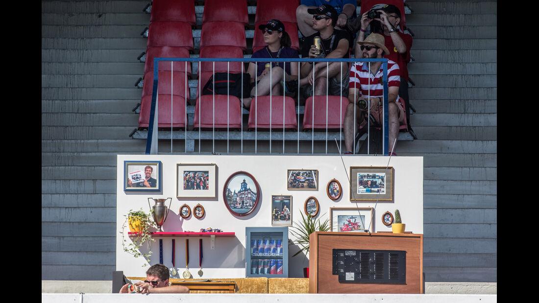 Fans - GP Deutschland 2014 - Danis Bilderkiste