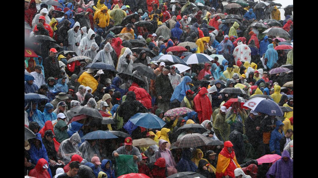 Fans GP Kanada 2011