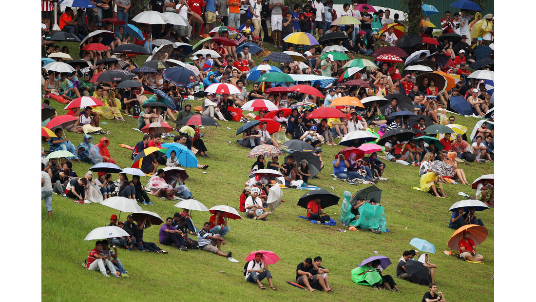 Fans GP Malaysia 2012