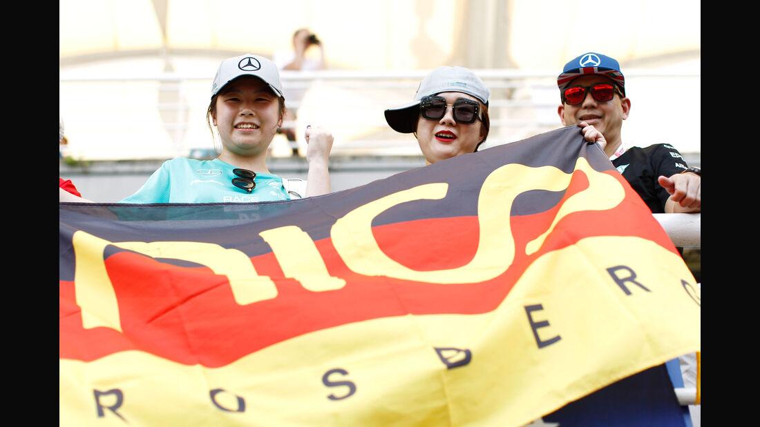 Fans - GP Malaysia 2016