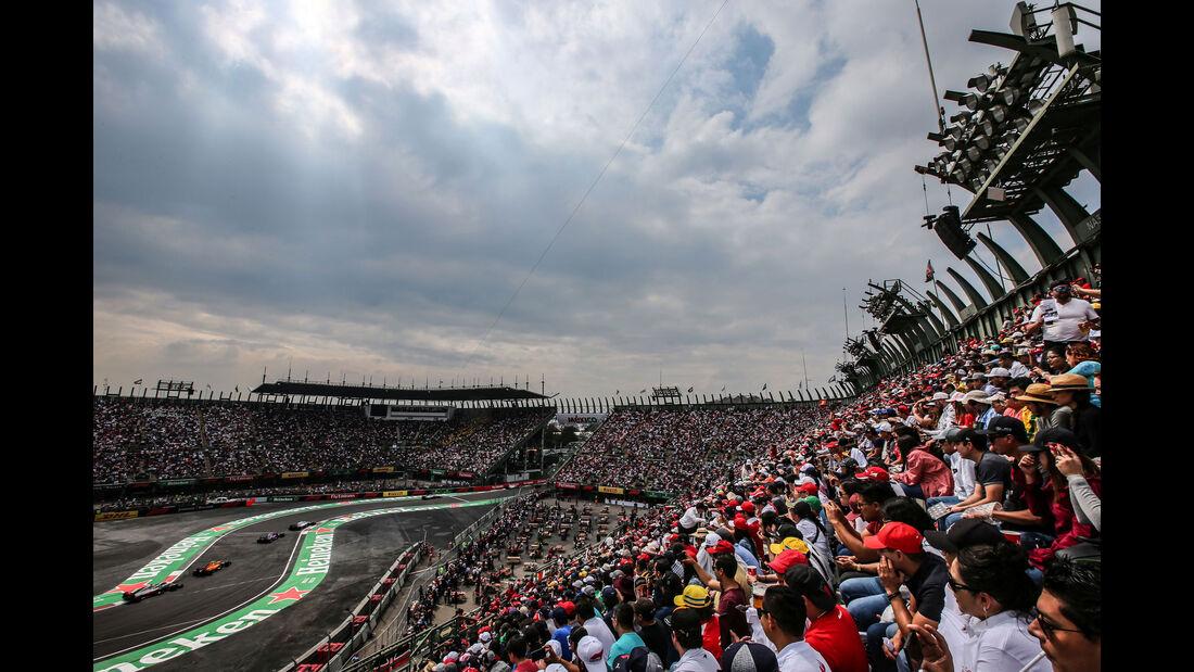Fans - GP Mexiko 2018