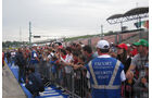 Fans - GP Ungarn - Formel 1 - 28.7.2011