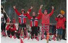 Fans - Rallye Schweden 2014