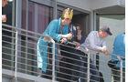 Fans, VLN Langstreckenmeisterschaft Nürburgring 28-4-2012