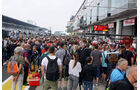 Fans - WEC - Nürburgring - 6-Stunden-Rennen - Sonntag - 24.7.2016